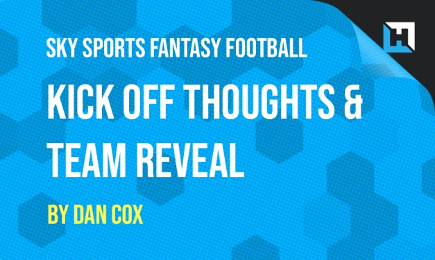Sky Sports Fantasy Football – The Big Kick Off & Team Reveal by Former Winner Dan Cox