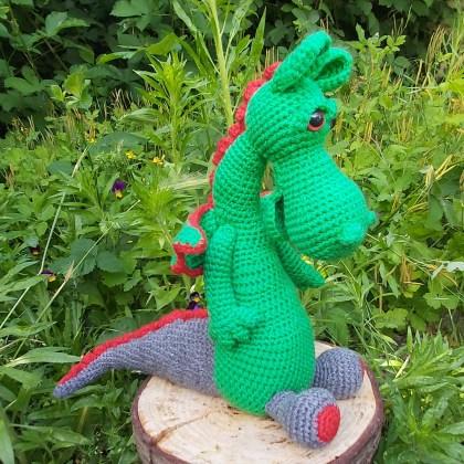 dragon jardinier