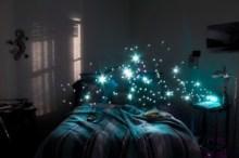 dreams bedroom night