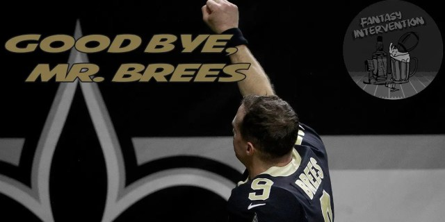 drew brees final game, drew brees retirement, drew brees, saints, new orleans saints