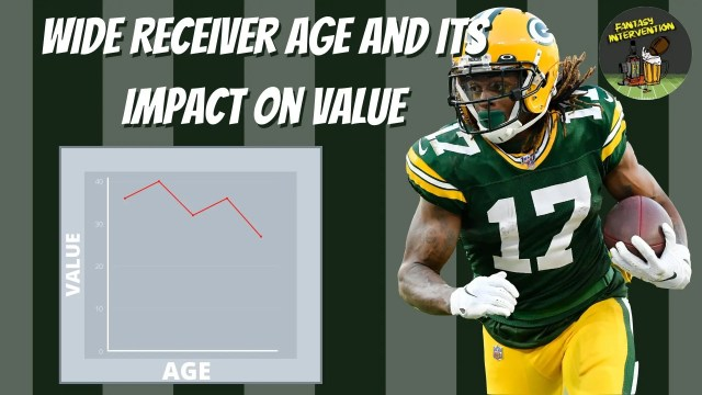 Wide Receiver Age