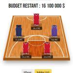 le Jeu de l'Entraineur ouvre des contests NBA