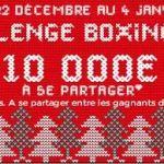 Le Challenge Boxing Day de Parions Sport