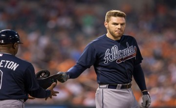 Fantasy Fallout: Freddie Freeman out 8 to 10 weeks