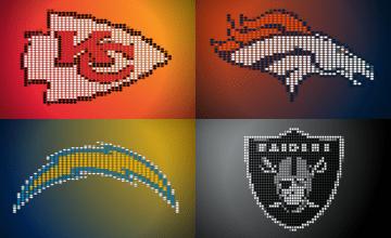 2020 Fantasy Football AFC West Projections