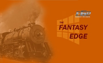 The Fantasy Edge 2020 Week 4
