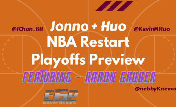 NBA Playoff Preview