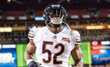 2020 Fantasy Football Week 12 IDP Start-Sit