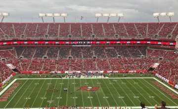 NFL DFS Super Bowl LV Showdown Thunderdome