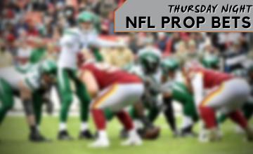 2021 NFL Week 2 Thursday Night Football Prop Bets