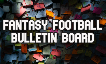 Fantasy Football News