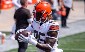 2021 Fantasy Football Targets And Touches Week 5
