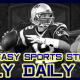 DFS - Daily Fantasy Football Plays of the Week