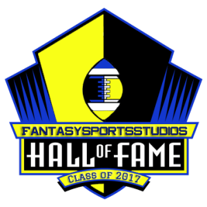 Fantasy Football Hall of Fame Class of 2018