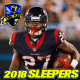 2018 Preseason Fantasy Football Forecast - Sleepers, Busts, Players to Watch, ADP Overvalues and Undervalues