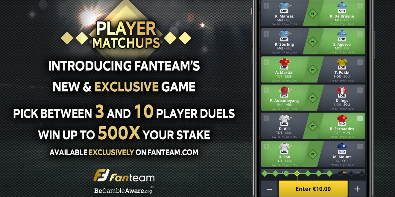 Fantasy Player Matchups on Fanteam