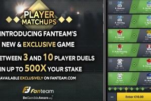 Fantasy Player Matchups on Fanteam