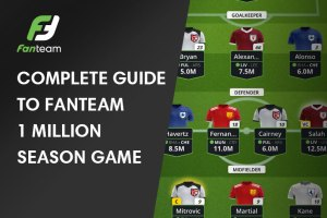 The complete Guide to Fanteam 1 Million Season Game 2020-21