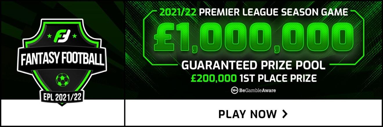 fanteam million entry - fantasy premier league cash game