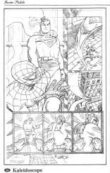 Sample for Marvel / DC