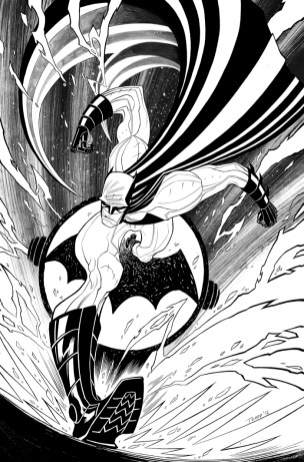 Legends of the Dark Knight 8 cover