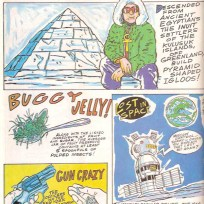 Shaky's Beyond Belief - 2000AD PROG 879