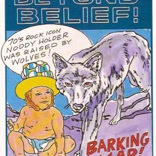 Shaky's Beyond Belief - 2000AD PROG 982