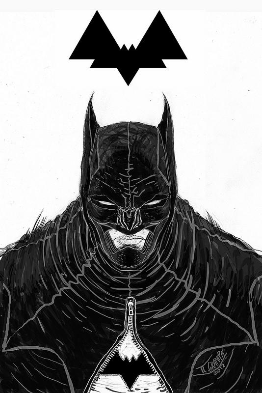 Batman will kick your ass