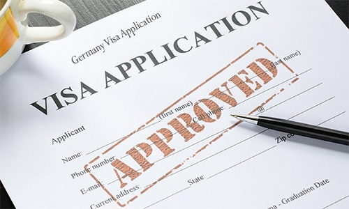 Germany Visa Application Form