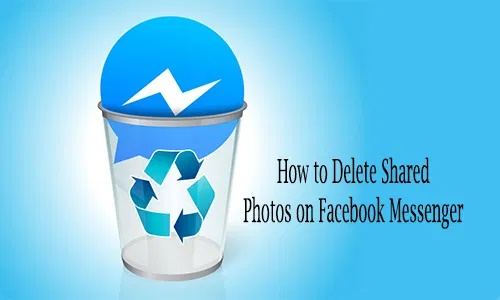 How to Delete Shared Photos