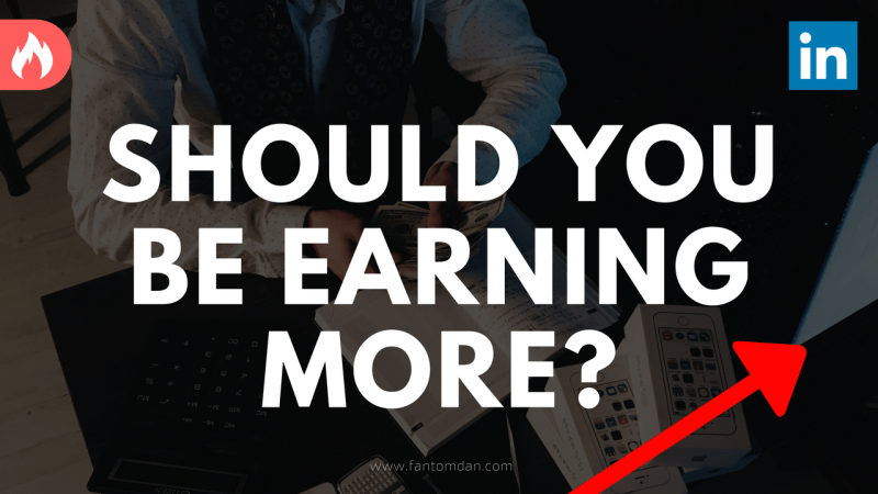 How Much Should I Be Earning