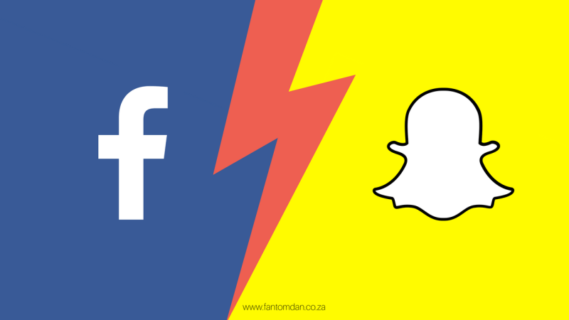 Facebook Steals Stories from Snapchat