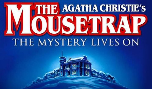 The Mousetrap Agatha Christie