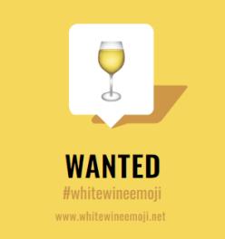White Wine Emoji wanted
