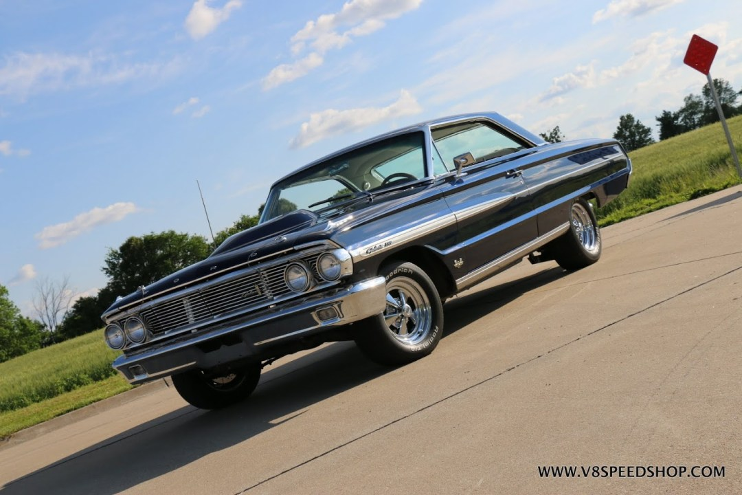1964 Ford Galaxie Front