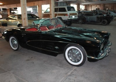 1961 Chevrolet Corvette (Roadster)