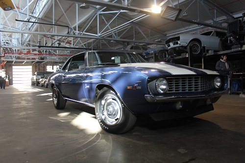 1969 Chevrolet Camaro Z28 | FantomWorks