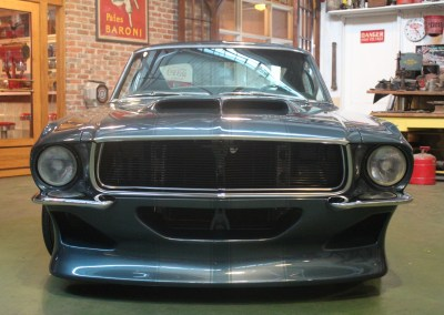 1968 Ford Mustang (Fastback)