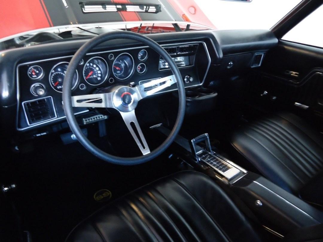 1971 Chevelle Dash