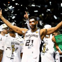 The Spurs' Big Three by the Numbers: Part 3 - Tim Duncan