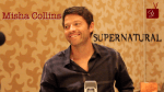 INTERVIEW: Supernatural Star Misha Collins (Castiel) talks Season 10 from San Diego Comic Con 2014