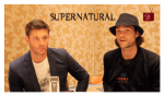 INTERVIEW: Supernatural Star Jensen Ackles & Jared Padalecki (Dean & Sam Winchester) talks Season 10 from San Diego Comic Con 2014