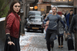 "FIRST LOOK: Marvel's Avengers: Age of Ultron - Featurette ""Meet Quicksilver & The Scarlet Witch"""