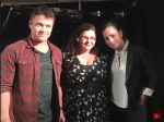 INTERVIEW: Luke Hemsworth & Alice Braga - Kill Me Three Times