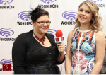 INTERVIEW: iZombie star Rose McIver (Liv) - WonderCon 2015