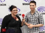 INTERVIEW: Orphan Black star Jordan Gavaris (Felix) - WonderCon 2015