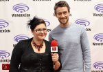 INTERVIEW: iZombie star Robert Buckley (Major) - WonderCon 2015