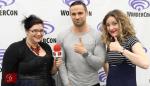 INTERVIEW: Orphan Black's Dylan Bruce & Evelyne Brochu - WonderCon 2015