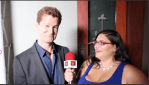 INTERVIEW: Jonathan Mangum at the iKen Watches and LOLO Bag Hollywood Launch Party