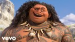 "FIRST LOOK: Disney's Moana ""You're Welcome"" Clip with Dwayne ""The Rock"" Johnson, by Lin-Manuel Miranda"